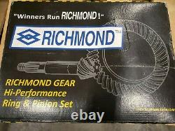 Richmond 79-0079-1 Ford 9 in Pro Gear Ring and Pinion Set 4.29 Ratio Drag Racing