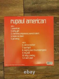 Rupaul Greatest Hits American Vinyl set RuPaul drag race