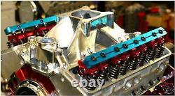 Sbc Stud Girdle Set/ Poly Locks 3/8 Stud Size Chev Drag Holden Race Dyno Monaro