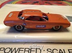 Scat City 1970 Dodge Challenger Drag Race Set by Republic Slot Car