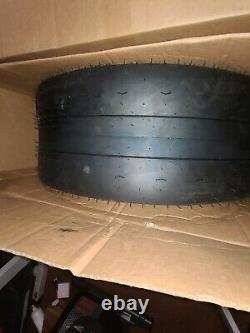 Set of 2 Hoosier Quick Time Pro DOT Drag Racing Tire 28X11.50-17 LT 17604QTPRO