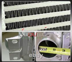 06-2010 Vw Jetta Golf Gti A3 2.0t Mk5 Mk6 Bolt Sur Turbo Intercooler Kit Silicone