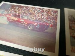 1971 Fleer Complet Set (63) Ahra Official Drag Racing Champs Sports Cards