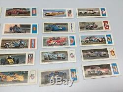 1973 Sugar Daddy Complete Cartes Speedway Drag Auto Racing Nabisco Rare 25