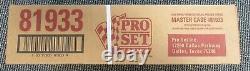 1991 Pro Set Nhra Winston Drag Racing Card Factory Scellé 12 Box Case