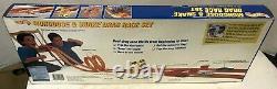 1993 Hot Wheels Mongoose & Snake Drag Race Set New Sealed In Box Livraison Gratuite