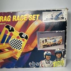 1993 Hot Wheels Mongoose & Snake Drag Race Set No. 10768 De Sealed À Tirage Limité