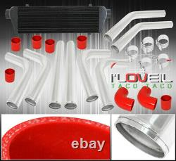 2.5 Diy Turbo Charger Fmic Intercooler Piping Pipe Kit T-bolt Clamps Couplers