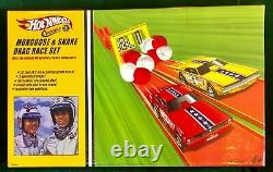 2005 Hw Classics Mongoose & Snake Funny Car Drag Race Set