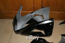 2006 2007 Kawasaki Zx10 Catalyst Composites Drag Race Carénage Set Nice! S