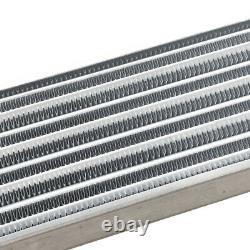 510x160x65mm Universal Turbo Intercooler Plaque De Bar 2.5 Intercooler De Montage Avant