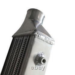 510x160x65mm Universal Turbo Intercooler Plaque De Montage Avant Bar 2,5 T-6061 Bille