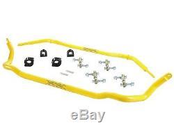 Afe Puissance 440-401001-j Afe Contrôle Johnny O'connell Sway Bar Set Convient Corvette