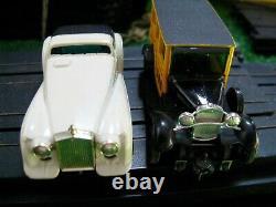 Aurora Afx Ho Slot Car Set National 4 Car Drag Race Grande Dodge Restaurée, Woody
