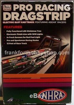 Auto World # 00140 1/64 Pro Racing Drag Strip John Force Racing Brand New