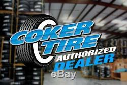 Coker Jeu De 4 Pneus P235 / 60d15 Z M & H Racemaster Muscle Car Drag Tire Race
