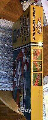 Hot Wheels Classics & Mongoose Serpent Vw Drag Race Bus Set # J4225 Nrfb 2005 164