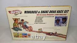 Hot Wheels Classics Mongoose & Snake Drag Race Set H9604 Nouveauté Et Scellé