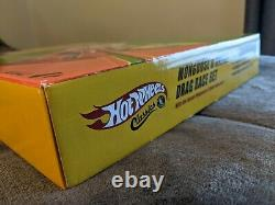 Hot Wheels Classics Mongoose & Snake Drag Race Set In Near Perfect Packaging