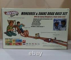 Hot Wheels Classics Mongoose & Snake Drag Race Set RPM Hobbies