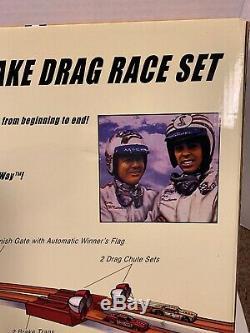 Hot Wheels Classique Snake & Mongoose Drag Race Set Withvolkswagen Bus Drag