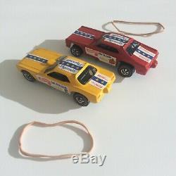 Hot Wheels Redline Serpent Mongoose Drag Race Set Neuf Presque Neuf Complète