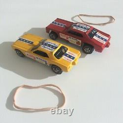 Hot Wheels Redline Snake Mongoose Drag Race Set Mint Near Mint Complete Htf Nice