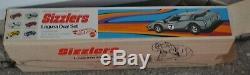 Hot Wheels Sizzlers Laguna Ovale Race Track Set Et Drag Race Set Mattel 1969