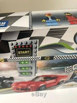 Lego 75874 Champions Speed chevrolet Camaro Drag Race Set