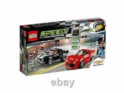 Lego 75874 Speed Champions Chevrolet Camaro Drag Race