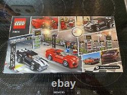 Lego Chevrolet Camaro Drag Race 75874 Speed champions 2017 Neu