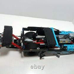 Lego Course Technique Drag Racer 42050 Avec Des Fonctions De Puissance. Assemblé