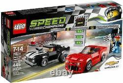 Lego Speed Champions (75874) Chevrolet Camaro Drag Race (flambant Neuf Et Scellé)