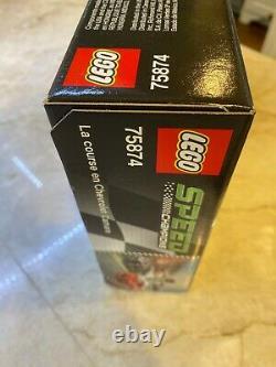 Lego Speed Champions Race Chevrolet Camaro Drag 75874 Nouveau Dans Mint Box Rare