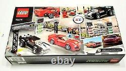 Lego Speed Champions Set 75874 Chevrolet Camaro Drag Race Nouveau Dans La Boîte Scellée