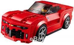 Lego Speed champions 75874 Chevrolet Camaro Drag Race Neu Ovp Nouveau Misb Nrfb