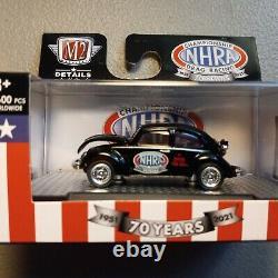 M2 Machines Nhra Championship Drag Racing 6 Voiture Setwalmart Exclusive