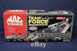 Mac Outils Équipe Force Pro Racing Drag Strip Cp7102 Marque Nouveau Dans La Boîte Originale B2