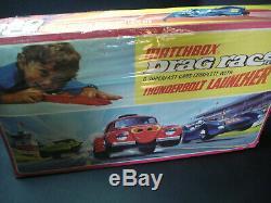 Matchbox Superfast Non G-6 Drag Race Set 1972 Excellente Vrey -complete Rare