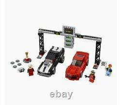 Nouvelle Lego Speed champions 75874 Chevrolet Camaro Drag Race Scellé