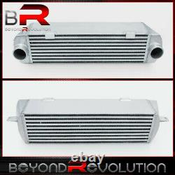 Pour 2007-2010 Bmw 135i 335i 335xi Turbo Charger Front Mount Fmic Intercooler Kit