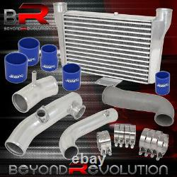 Pour Scion/toyota Frs Ft86 Gt86 Silver Performance Intercooler & Piping Kit