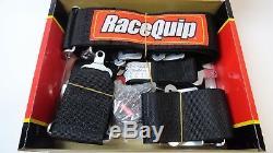 Racequip Sportif Camlock Harnais Set 741001, Course Sur Route, Course Drag, Stock Cars