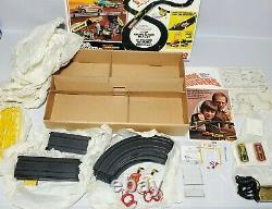 Rare Old Vintage 1976 Tyco Ho Pro Drag Racing Funny Cars Jeu De Course De Voiture À Sous #8207
