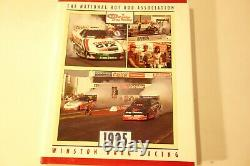 Rare Set Complet Nhra Winston Drag Racing Annuaire Umi 1991-1996 Rare Tous Les Six Livres