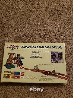 Roues Chaudes Vw Drag Bus Mongoose & Snake Drag Race Set