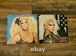 Rupaul Greatest Hits Et American Vinyl Set Rupaul Drag Race