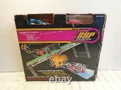 Ssp Drag Race Set Unlimited N ° 8900 Vintage Kenner Années 1970