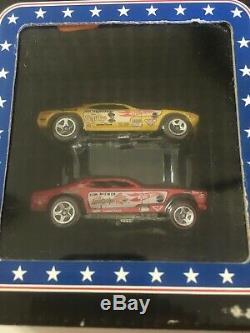 Toys R Us Hot Wheels Serpent & Mongoose Drag Race Set Piste 2009